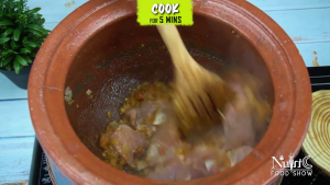 shahi mutton dalcha recipe Step-3