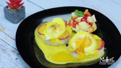 Photo of How to make Eggs Benedict with homemade hollandaise sauce
