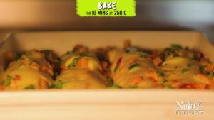Chicken Enchiladas in microwave
