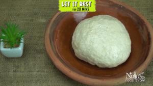 Aloo Paratha Step-2