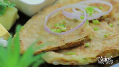 Photo of Aloo Paratha recipe with egg stuffed dough